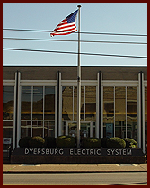 Building, Power Provider, Electric Company in Dyersburg, TN